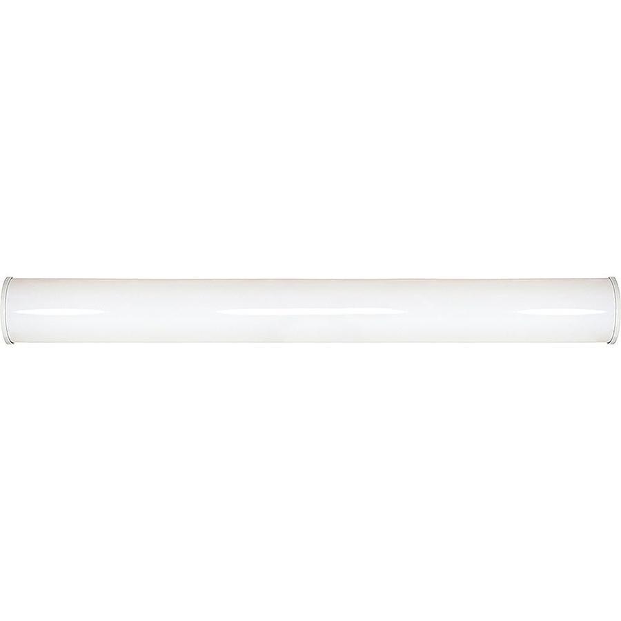 Crispo 1-Light White Vanity Light
