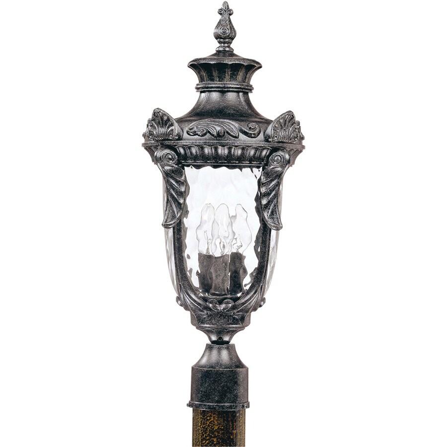 10.78-in W Greystone Outdoor Flush-Mount Light