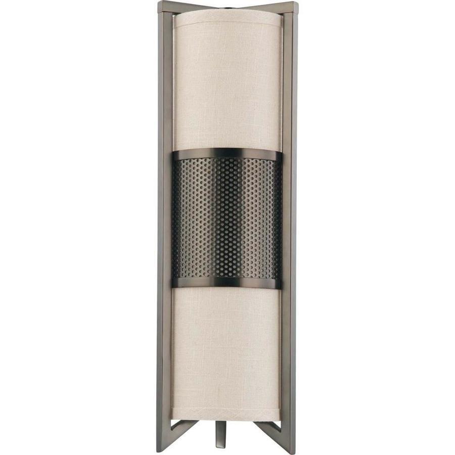 Diesel 8.25-in W 1-Light Hazel Bronze Arm Wall Sconce