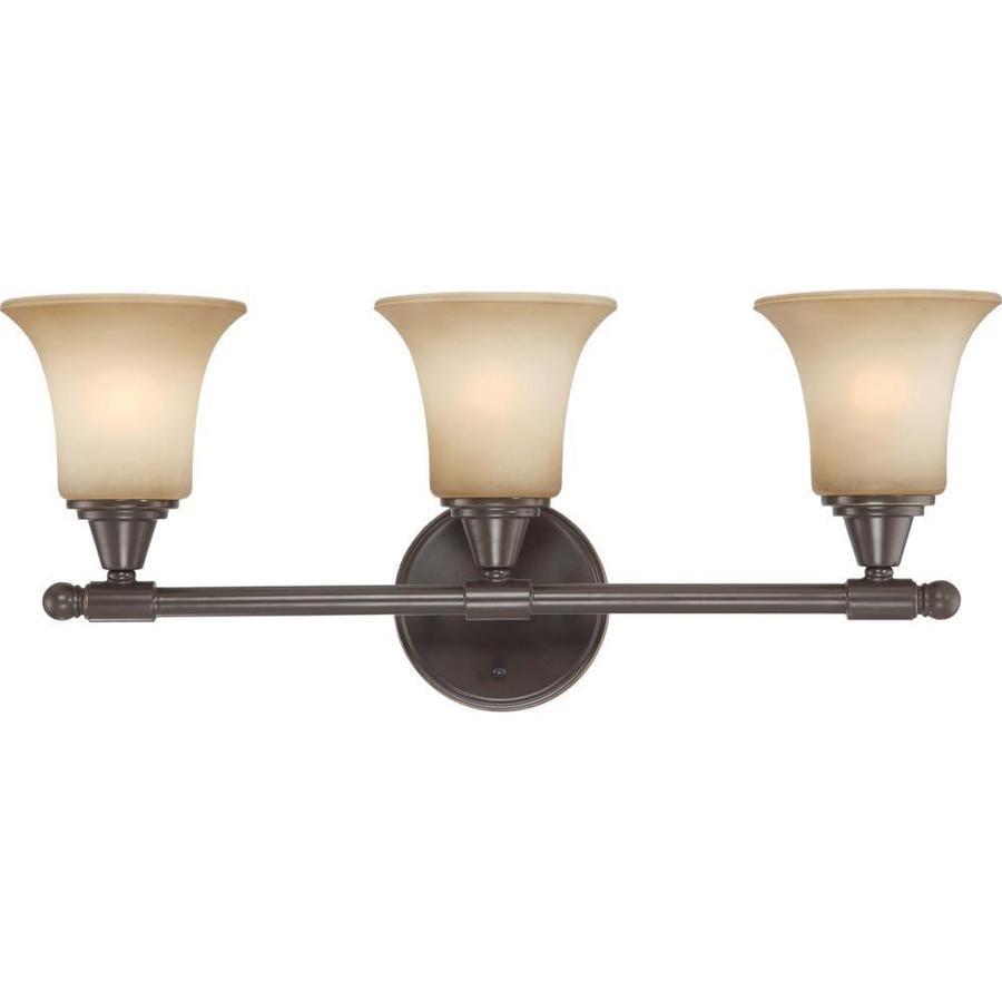 Shop Surrey 2-Light Vintage Bronze Vanity Light at Lowes.com