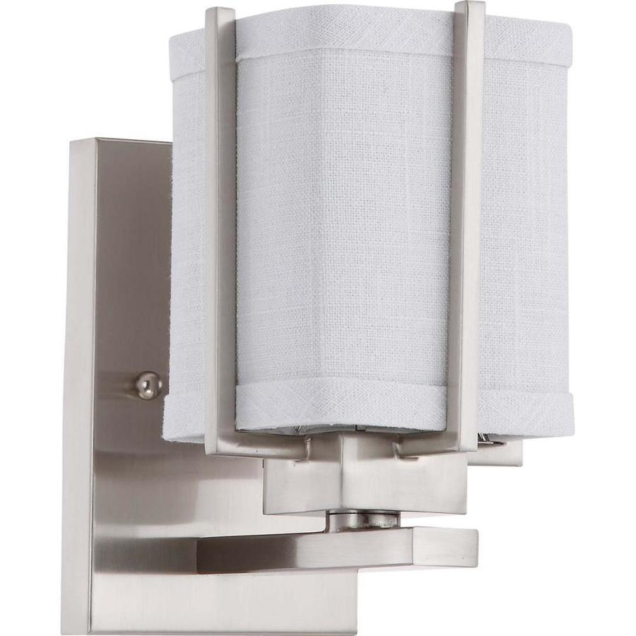 Portia 3-Light Brushed Nickel Vanity Light