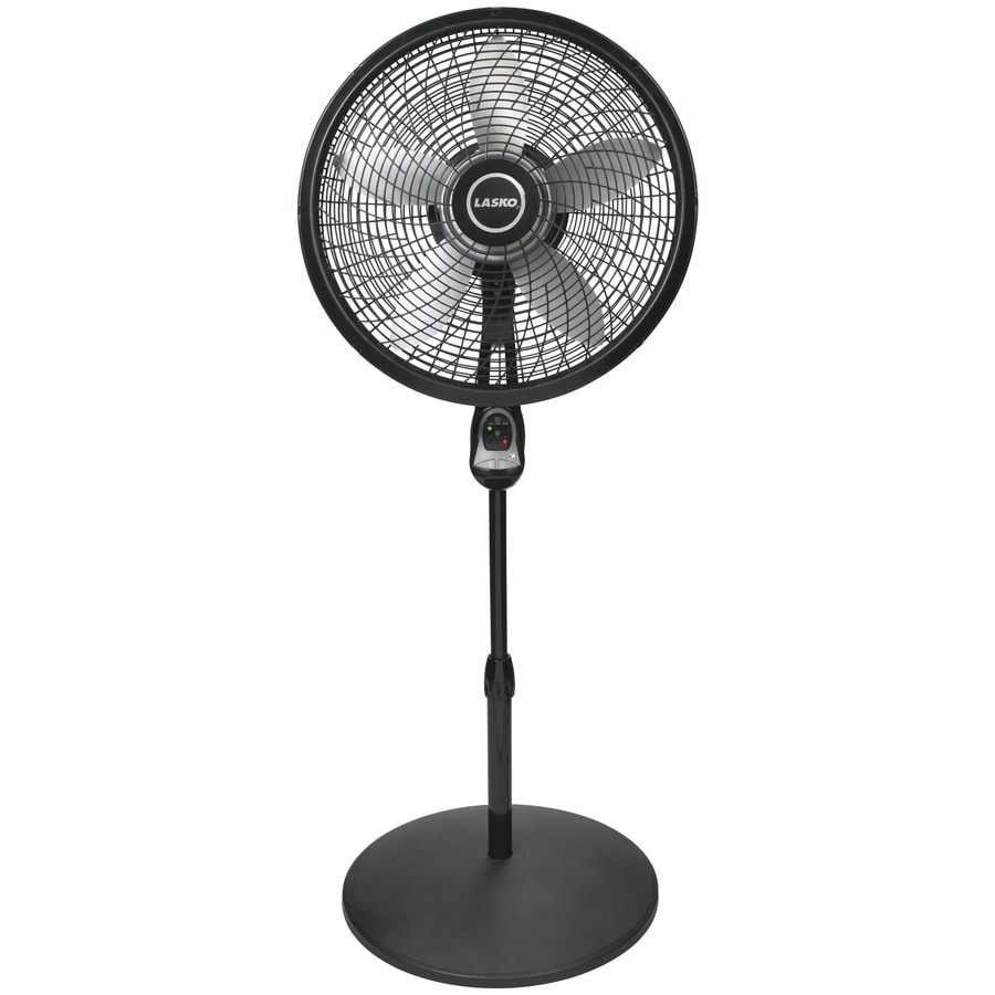 Lasko 18-in 3-Speed Oscillation Stand Fan