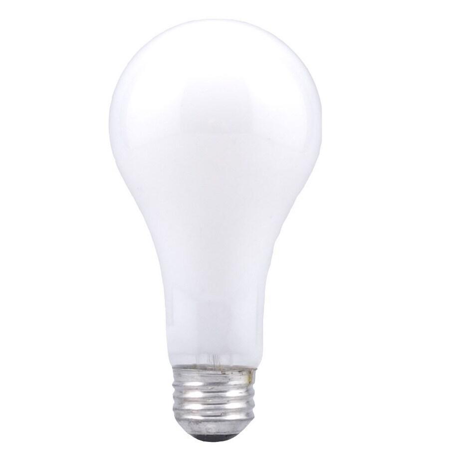 SYLVANIA 48-Pack 150-Watt A23 Medium Base (E-26) Soft White Dimmable Incandescent Light Bulbs