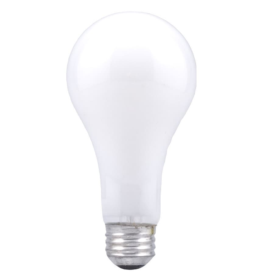 SYLVANIA 12-Pack 200-Watt A21 Soft White Incandescent Light Bulbs