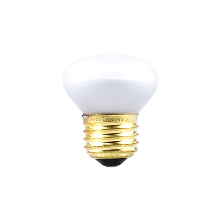 Shop Sylvania 40 Watt R14 Medium Base E 26 Soft White Dimmable Incandescent Flood Light Bulb