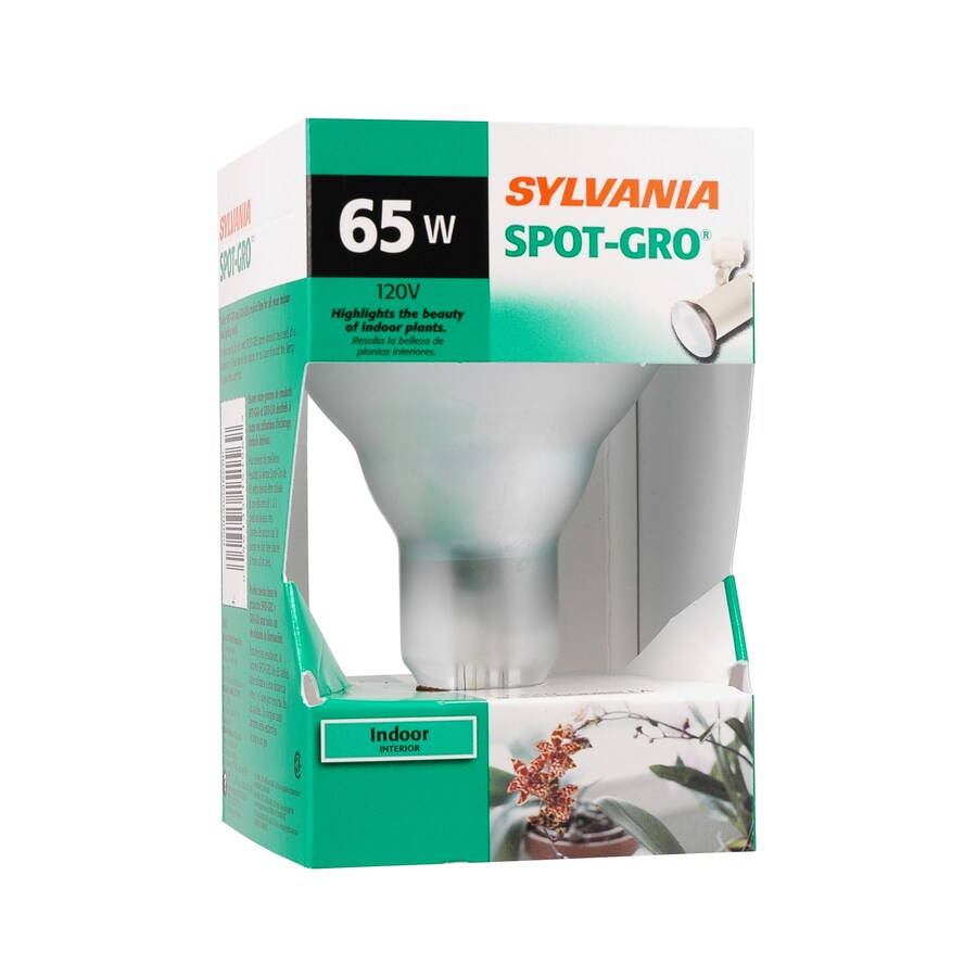 SYLVANIA 65-Watt BR30 Medium Base (E-26) Soft White Dimmable Incandescent Grow Light Bulb