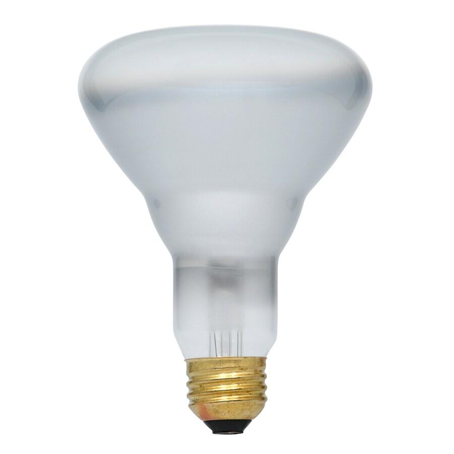 Utilitech 6-Pack 65-Watt BR30 Medium Base (E-26) Soft White Dimmable Incandescent Flood Light Bulbs