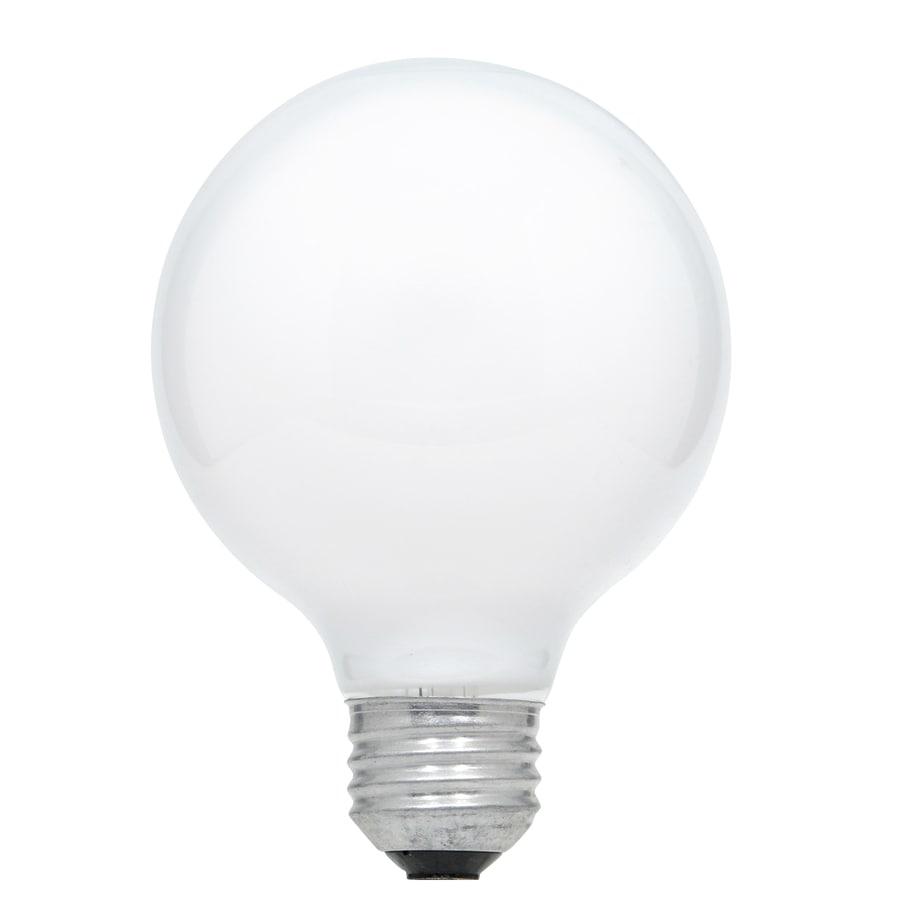 SYLVANIA 3-Pack 60-Watt Medium Base (E-26) Soft White Dimmable Decorative Incandescent Light Bulbs