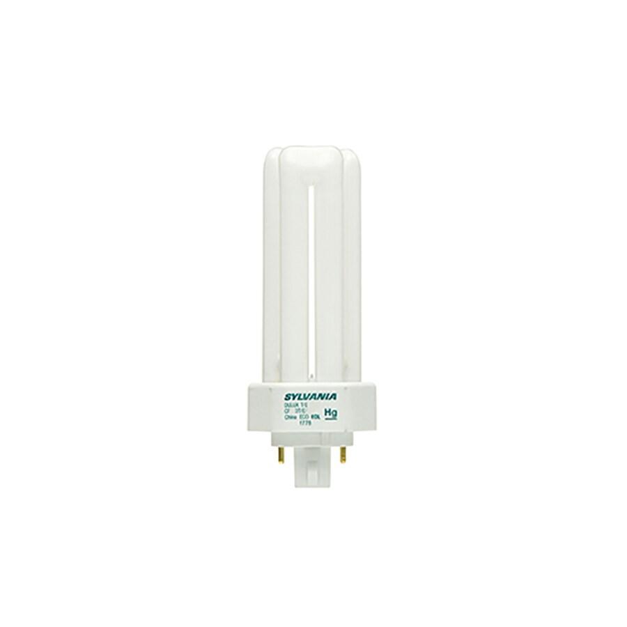 SYLVANIA 42-Watt 3,500K Bright White Dimmable Fluorescent Tube Light Bulb (Common: 6-in; Actual: 6.42-in)