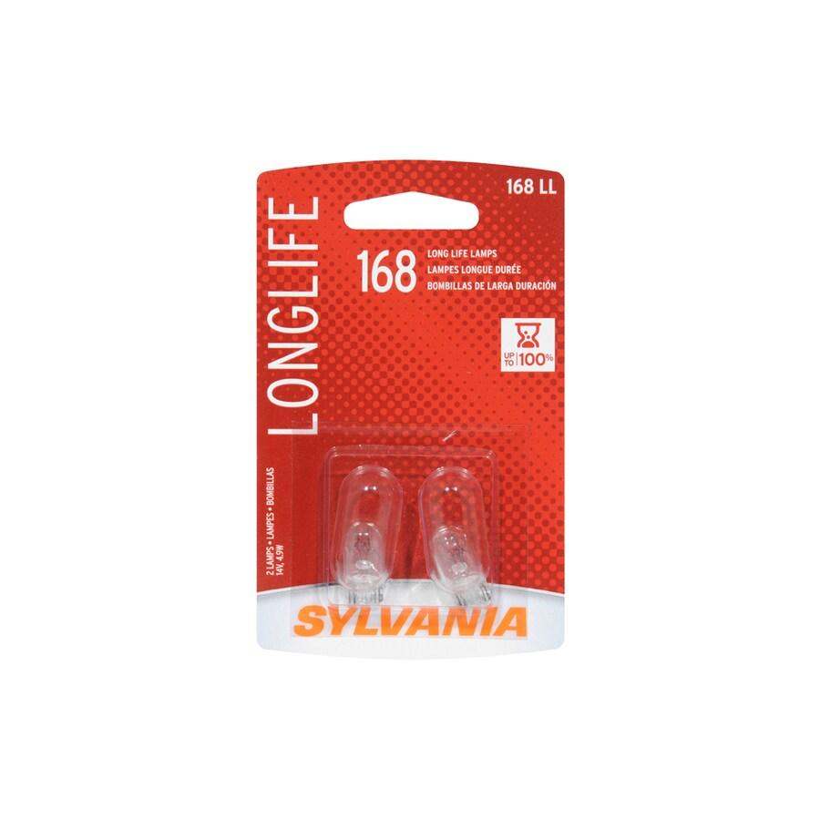 Contains 2 Bulbs Sylvania 74 Long Life Miniature Bulb