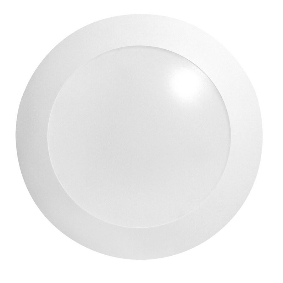 SYLVANIA Ultra 75-Watt Equivalent White Trim LED Recessed Retrofit Downlight (Fits Housing Diameter: 5-in or 6-in)
