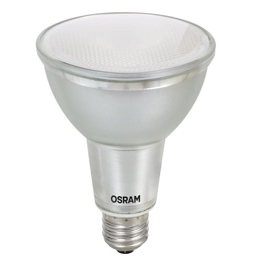 SYLVANIA ULTRA 13-Watt (75W Equivalent) 5000K PAR30Ln Medium Base (E-26) Daylight Dimmable Indoor LED Flood Light Bulb ENERGY STAR