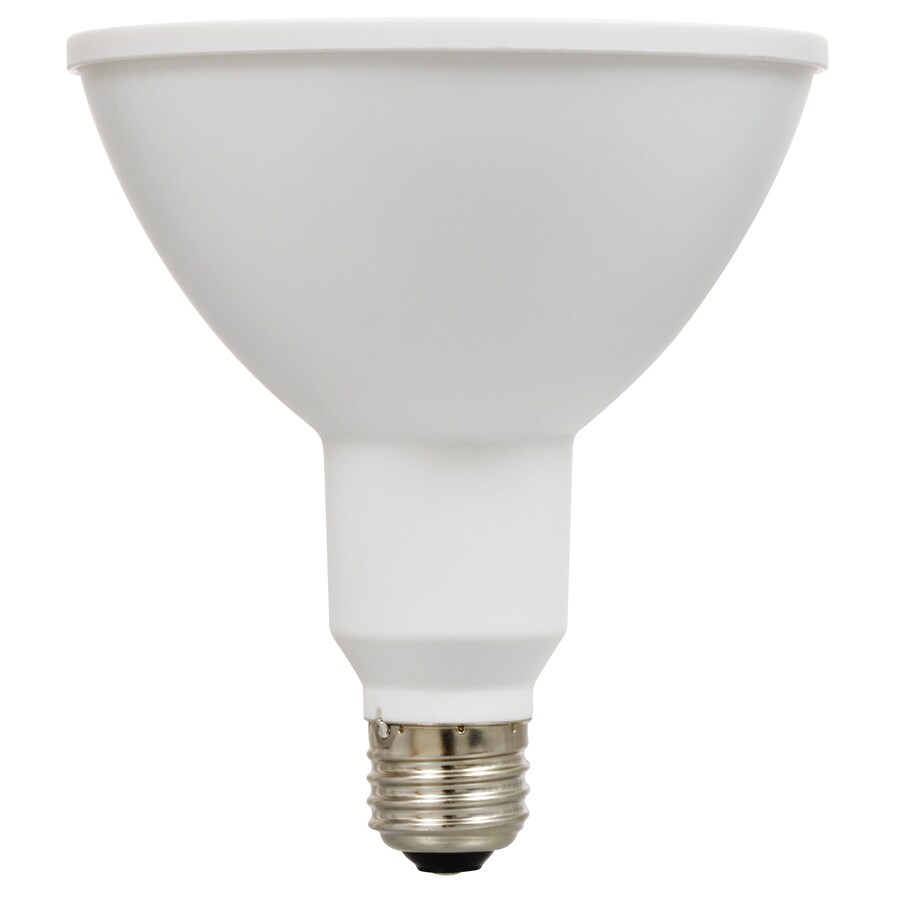 SYLVANIA Lightify 15-Watt (120W Equivalent) 3,000K PAR38 Medium Base (E-26) Warm White Indoor LED Flood Light Bulb with Built-In WiFi (Works with Iris)