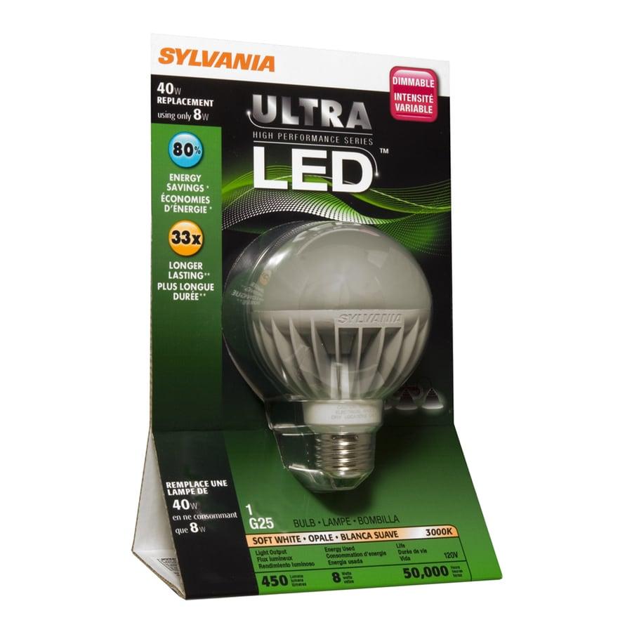 SYLVANIA 40-Watt Equivalent Soft White Decorative LED Light Bulb