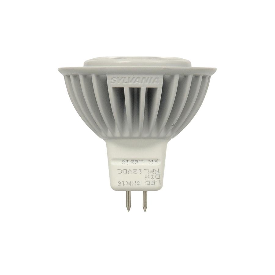 Shop SYLVANIA 6-Watt (20W) MR16 Plug-in Base Soft White