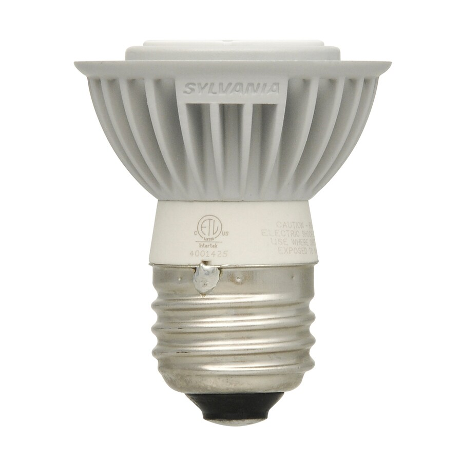 SYLVANIA 5.5-Watt (35W) PAR16 Base Warm White Indoor LED Flood Light Bulb