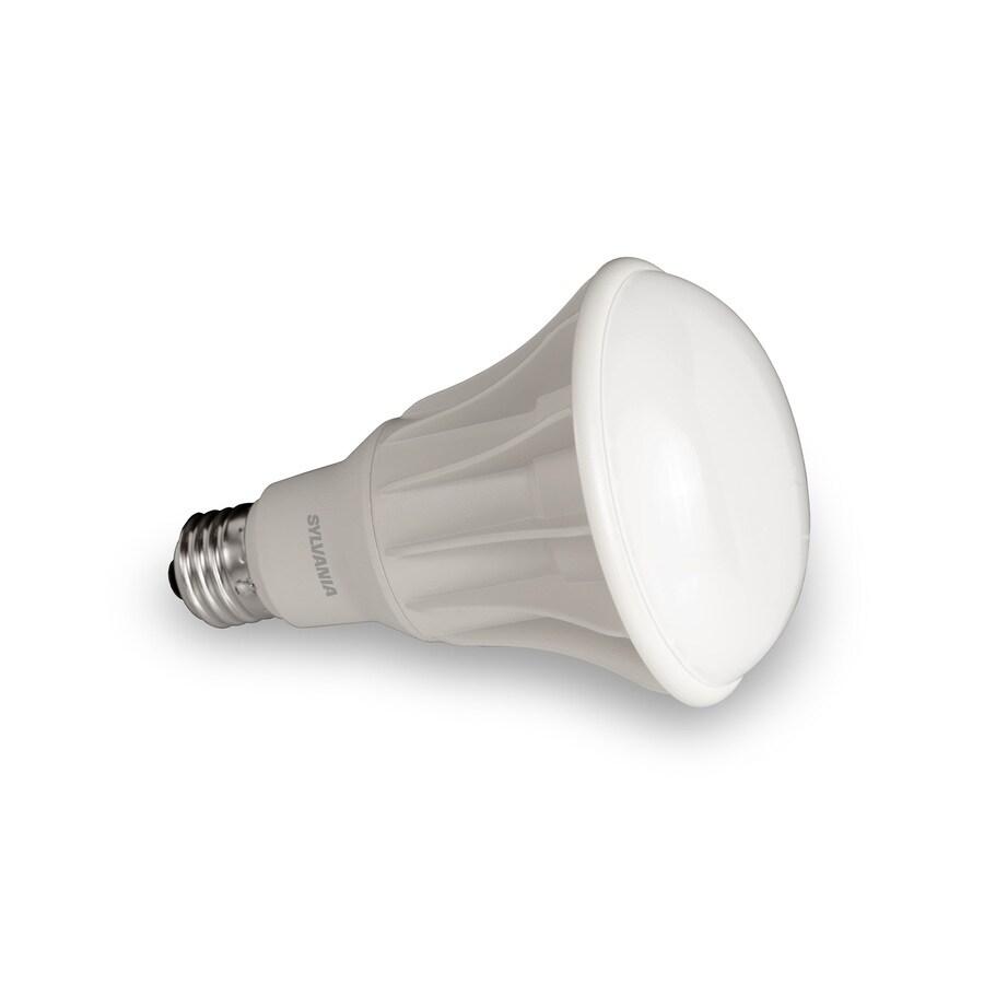 SYLVANIA ULTRA 11-Watt (65W Equivalent) 2,700K BR30 Medium Base (E-26) Soft White Dimmable Indoor LED Flood Light Bulb (Works with Iris)
