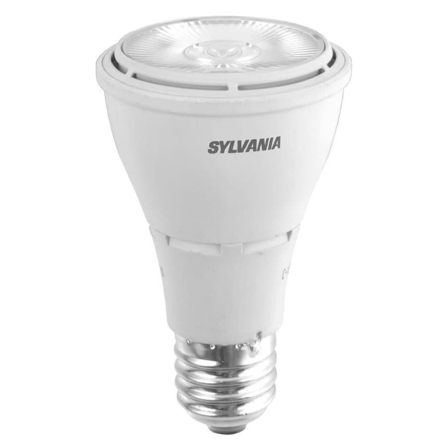 SYLVANIA Ultra 8-Watt (50W Equivalent) 3,000K PAR20 Medium Base (E-26) Warm White Dimmable Indoor LED Flood Light Bulb ENERGY STAR