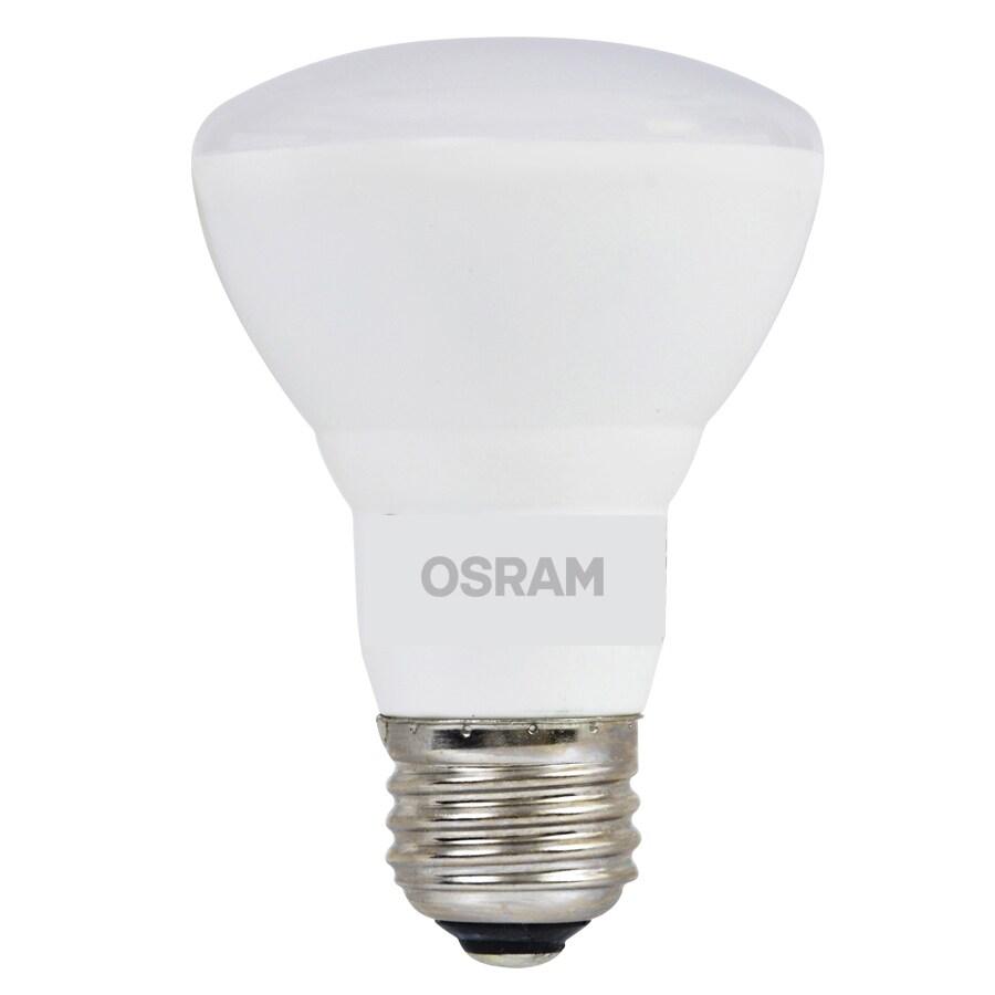 SYLVANIA ULTRA 7-Watt (50W Equivalent) 3,500K R20 Medium Base (E-26) Bright White Dimmable Indoor Led Flood Light Bulb ENERGY STAR