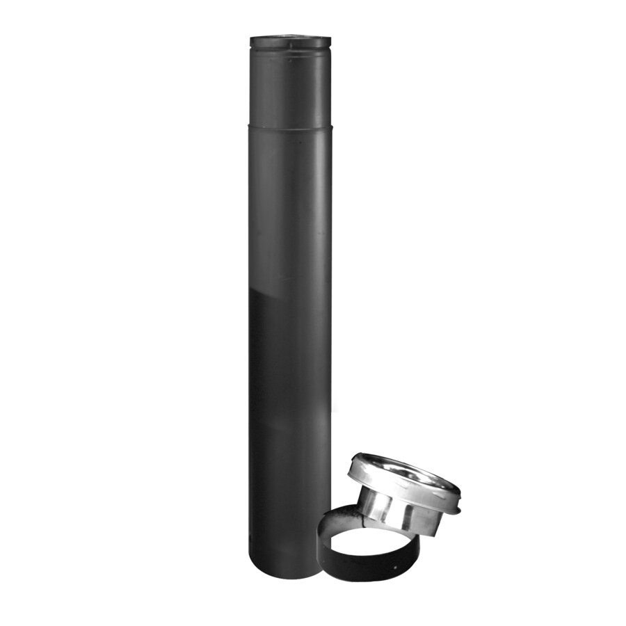 Selkirk 4-Piece Chimney Pipe Accessory Kit for Installation
