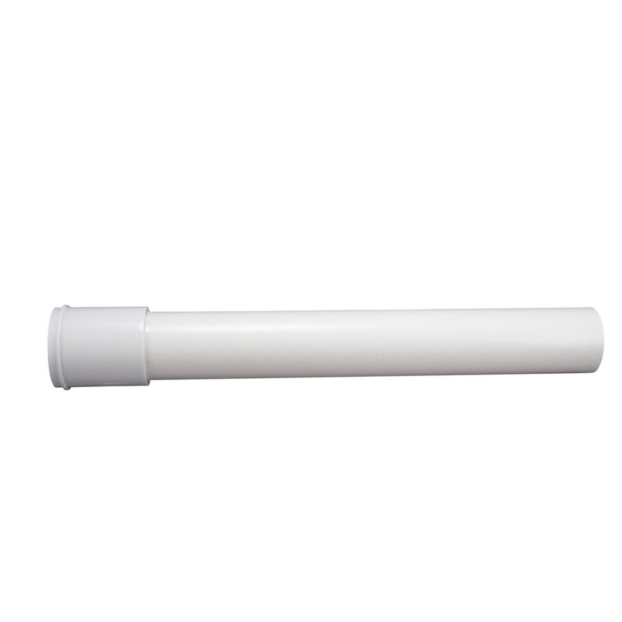 Keeney Mfg. Co. 1-1/2-in Pvc Solvent Weld Extension Tube