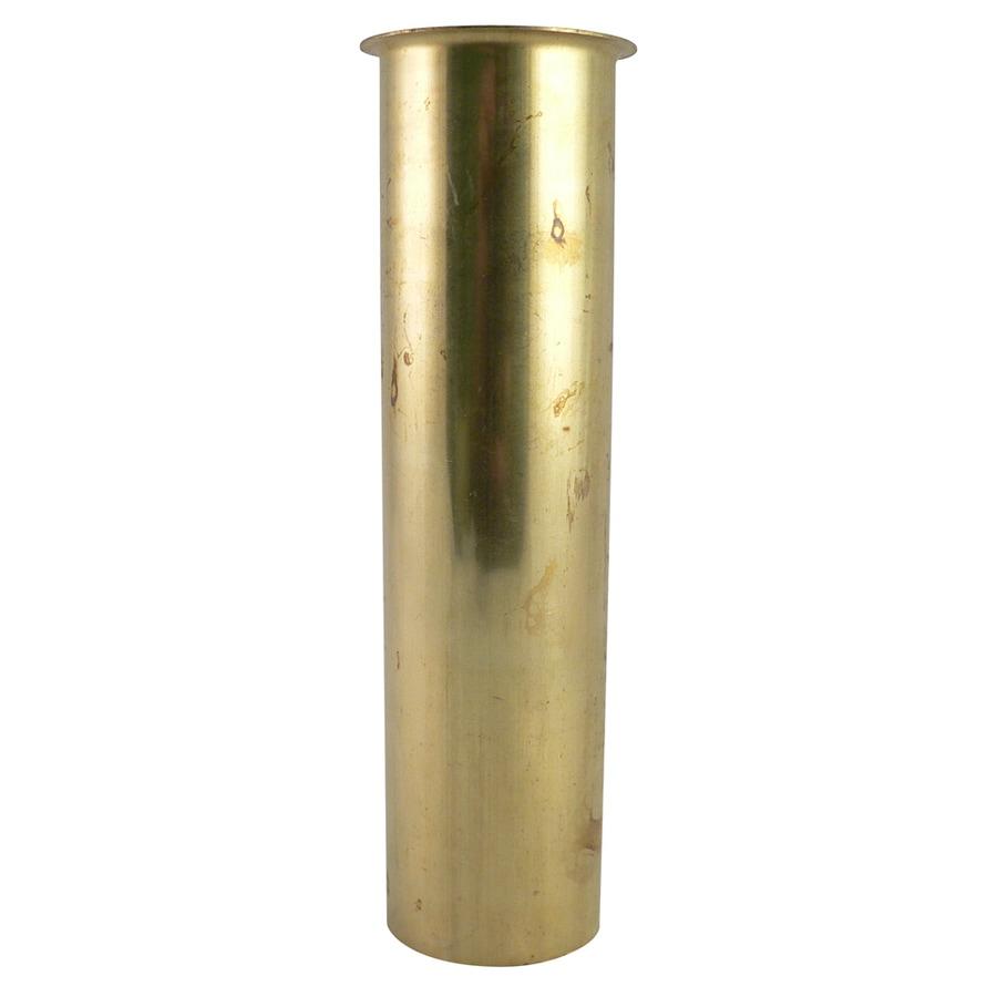 Keeney Mfg. Co. 1-1/2-in Brass Slip Joint Extension Tube