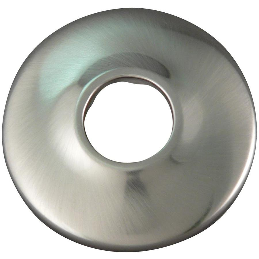 Plumb Pak Brushed Nickel Shallow Flange