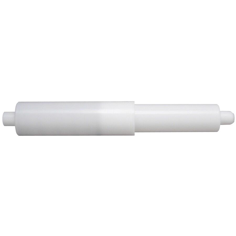 Plumb Pak White Recessed Toilet Paper Holder