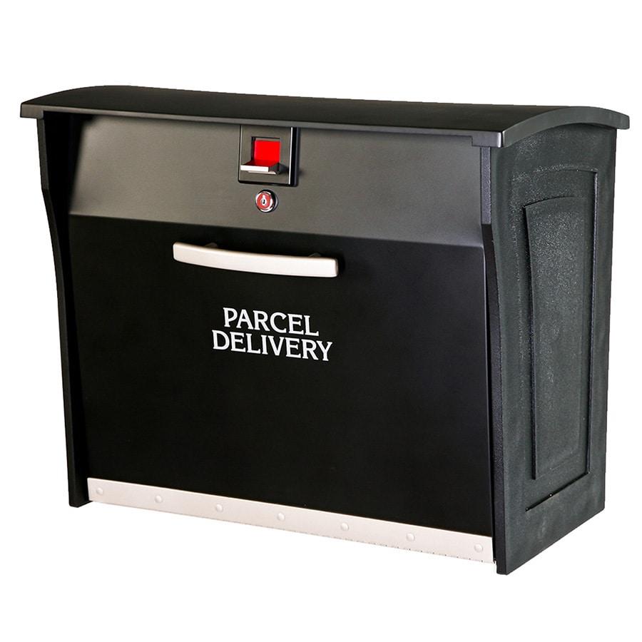 Shop Gorillabox 20 125 In X 16 75 In Metal Black Lockable