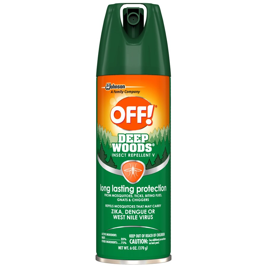 Off! 6 Oz. Deep Woods Insect Repellent
