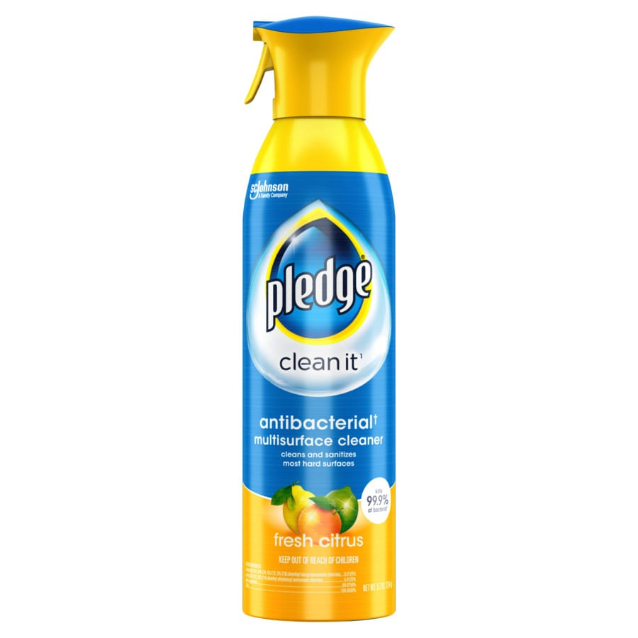Pledge 9.7-fl oz Citrus All-Purpose Cleaner