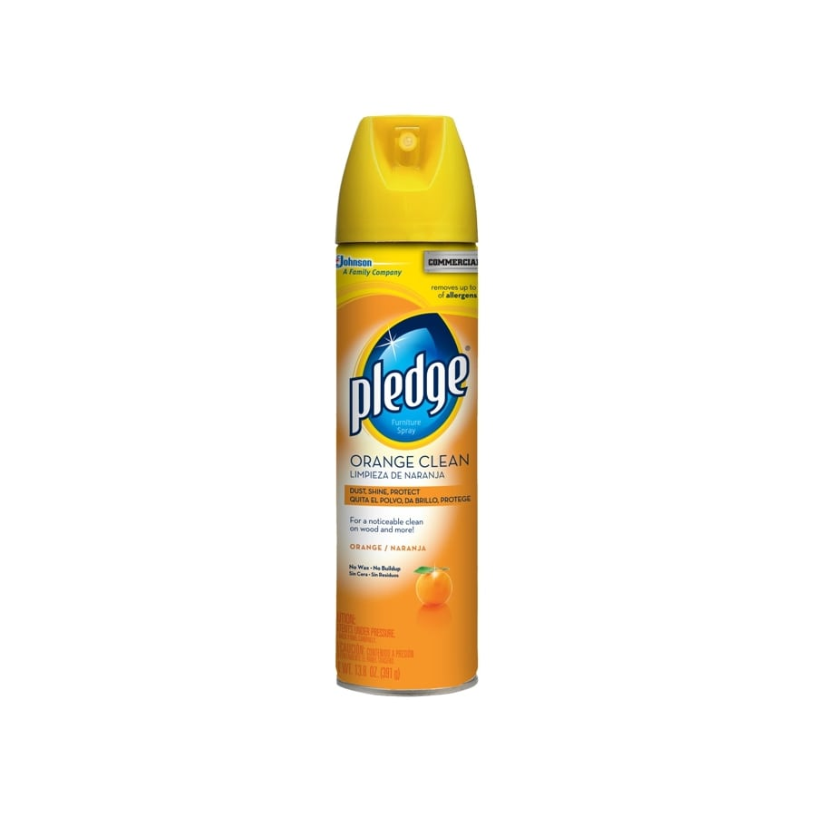 Shop Pledge 13 8 Oz Furniture Cleaner At Lowes Com