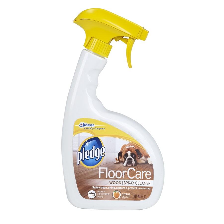 Pledge 32 fl oz Hardwood Floor Cleaner