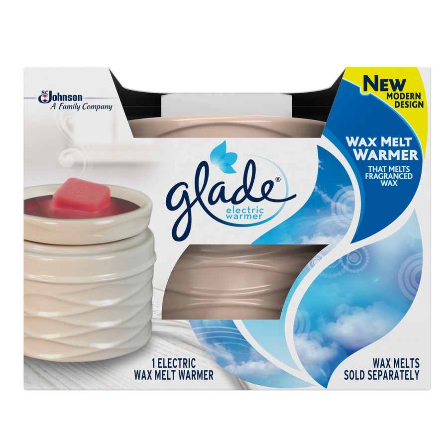 Glade Wax Melts Plug-in Electric Air Freshener Kit