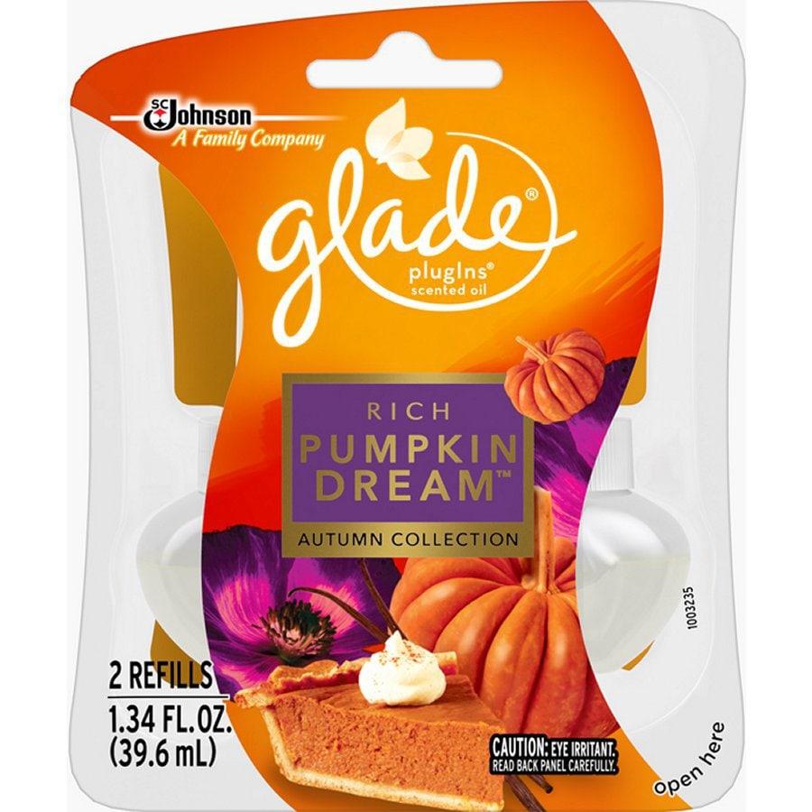 Glade 2-Pack Pumpkin Refill