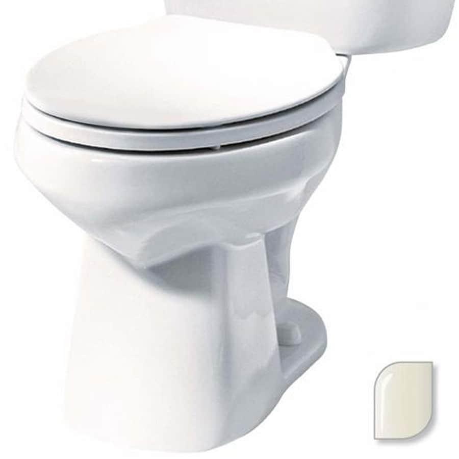 Mansfield Alto Bone Elongated Toilet Bowl