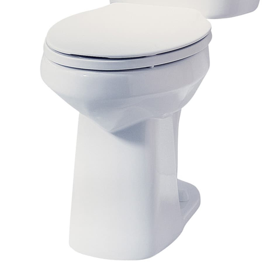 Mansfield Alto White Elongated Toilet Bowl