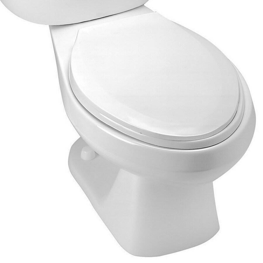 Mansfield Quantum White Elongated Toilet Bowl