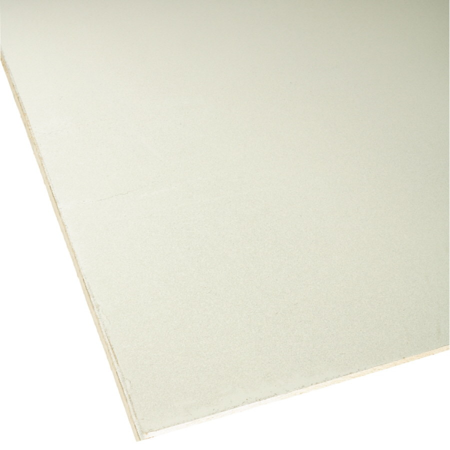 R1.3 Unfaced Cellulose Foam Board Insulation with Sound Barrier (Common: 0.5-in x 4-ft x 8-ft; Actual: 0.45-in x 4-ft x 8-ft)