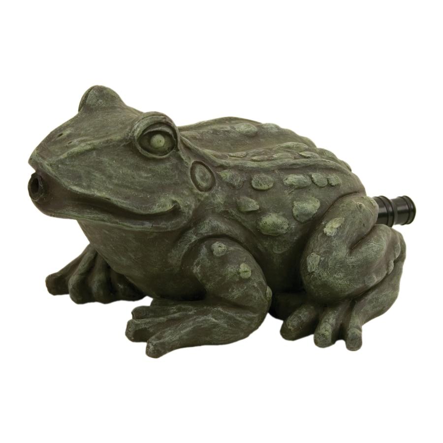 Tetra Frog Spitter