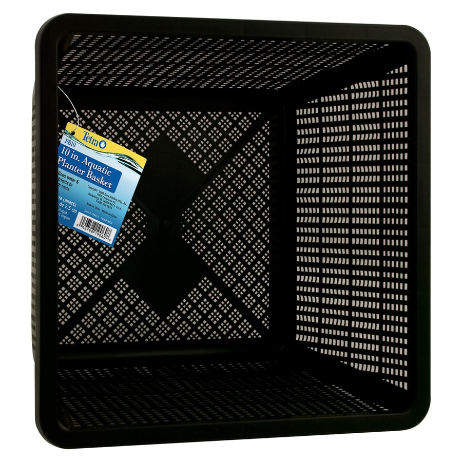 Tetra Planter Basket 10-in