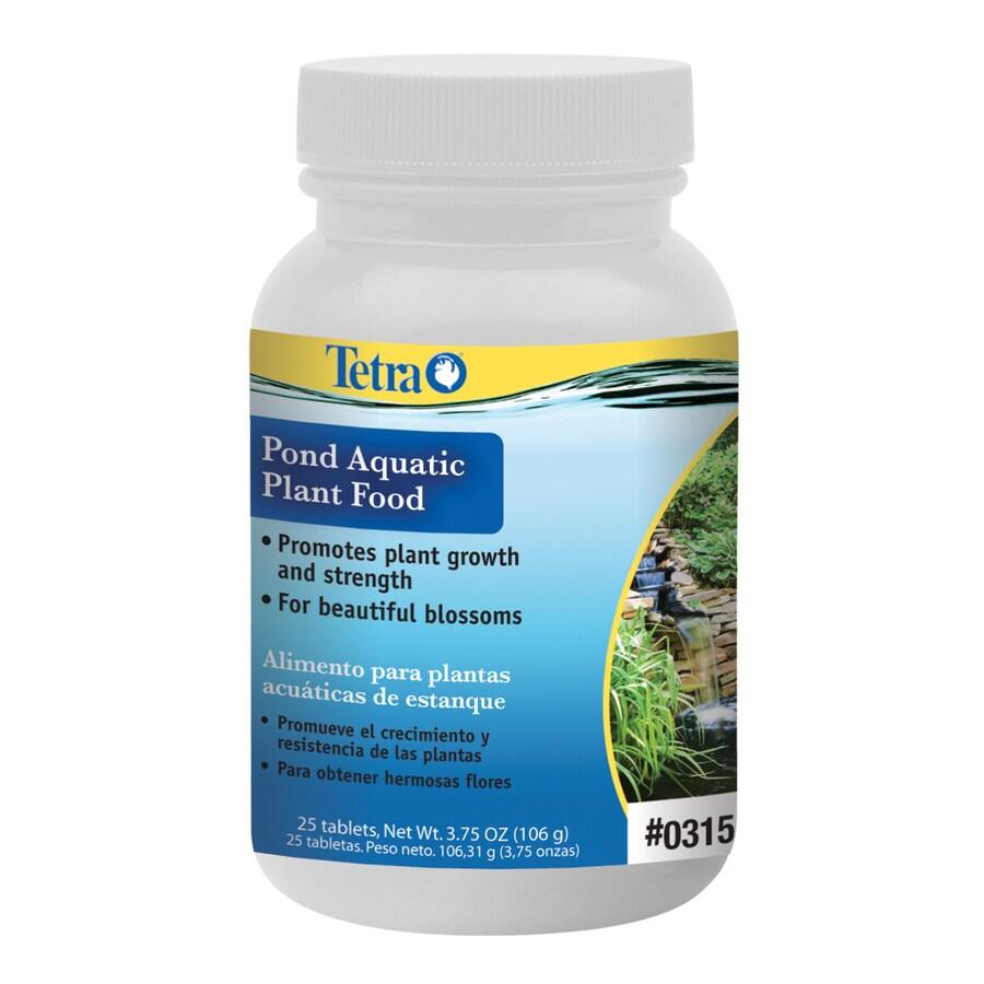 Tetra Tetra Pond Aquatic Plant Food 25 Tablets