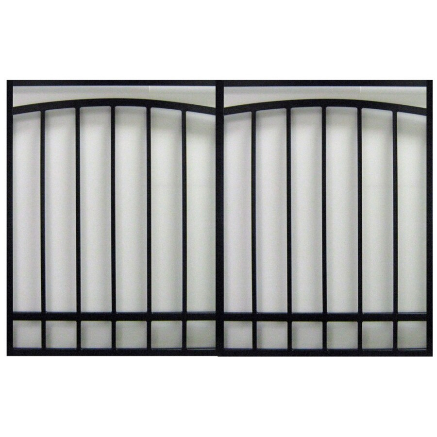 Shop gatehouse 48 x 36 black window bar at for Window 48 x 36