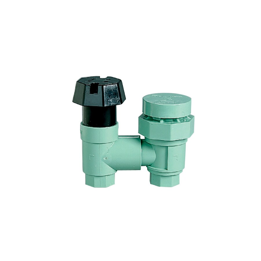 Orbit 3/4-in Plastic Manual Anti-Siphon Irrigation Valve