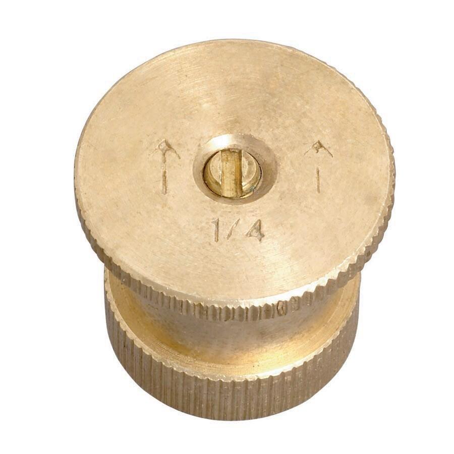 Orbit 15-ft Brass Quarter-Circle Spray Head Nozzle