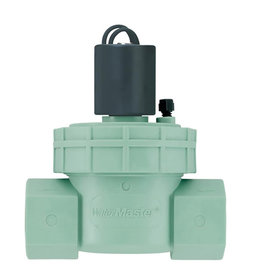 Orbit 1-in Plastic Electric Inline Irrigation Valve