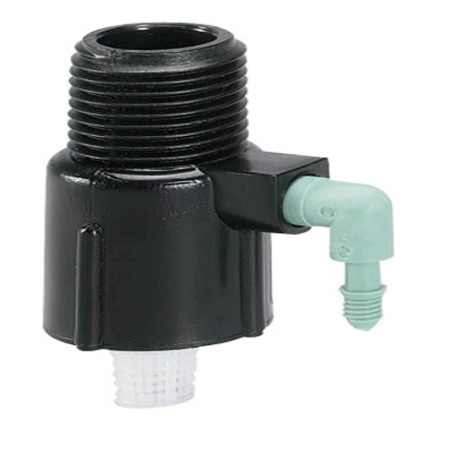 Orbit 1-Port Barbed Irrigation Manifold with Filter