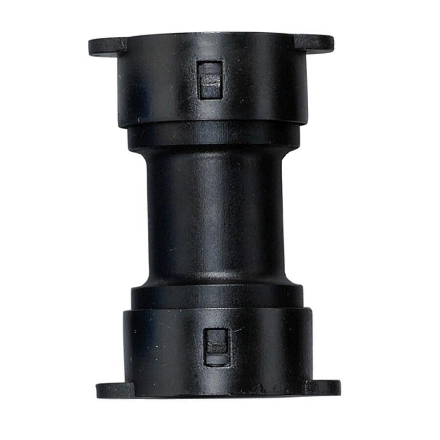 Orbit 1/2-in Polyethylene Drip Irrigation Coupling