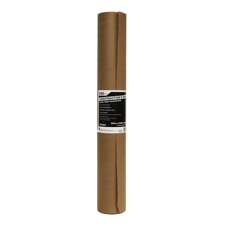 Blue Hawk Paper Drop Cloth (Common: 3-ft x 140-ft; Actual 2.91-ft x 140-ft)