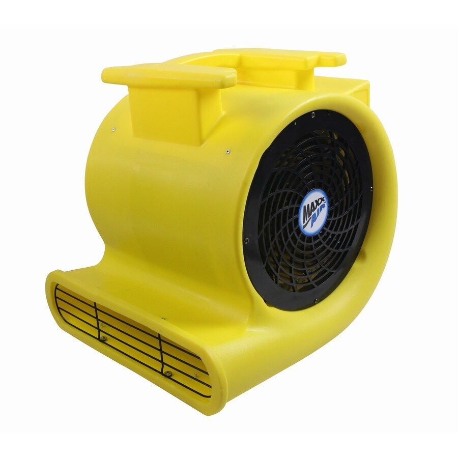 MaxxAir 12-in 3-Speed Air Mover Fan